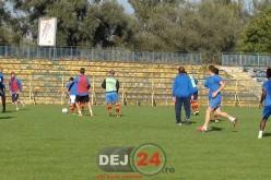 FC Unirea Dej – Odorheiu Secuiesc, mâine, la Dej. Ce spune Sinescu despre meci?