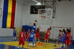 Baschetbalistele de la LAPI Dej U16, la prima victorie în noul campionat – FOTO