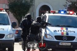 Demonstrații în Piața Bobâlna din Dej, de Ziua Poliției Române. Vezi când vor avea loc
