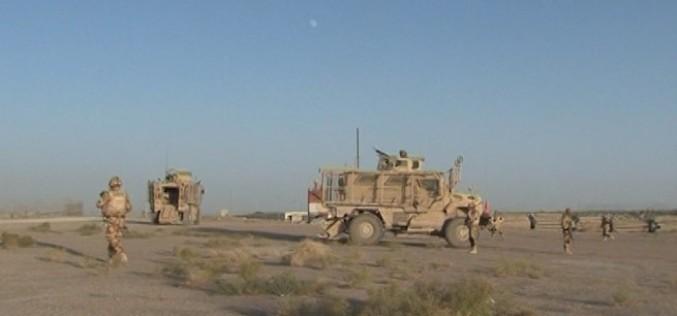 Militarii din Dej plecați în Afganistan, în ALERTĂ MAXIMĂ. O rachetă a căzut în bază! – VIDEO
