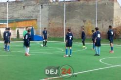 Olimpiada Gimnaziilor – fotbal masculin a avut loc la LAPI Dej – FOTO