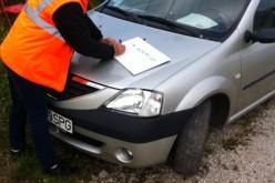Ieri, pe drumurile din județul Cluj, s-a desfășurat o nouă etapă de recenzare a vehiculelor – FOTO