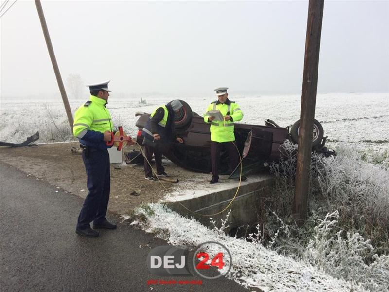 Accident DN1C Iclod polei (3)