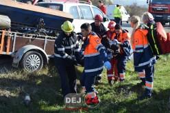 ACCIDENT în Urișor. O femeie ÎNSĂRCINATĂ, printre răniți – FOTO/VIDEO