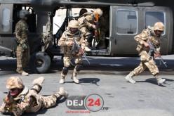 REPORTAJ: Militarii dejeni s-au pregătit, în Afganistan, pentru asalt aerian și evacuare medicală – FOTO