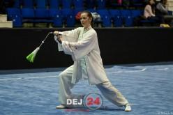 """Tânăra din Dej, triplă medaliată cu aur la mondialele din Spania: """"Sunt mândră că m-am născut în Dej"""""""