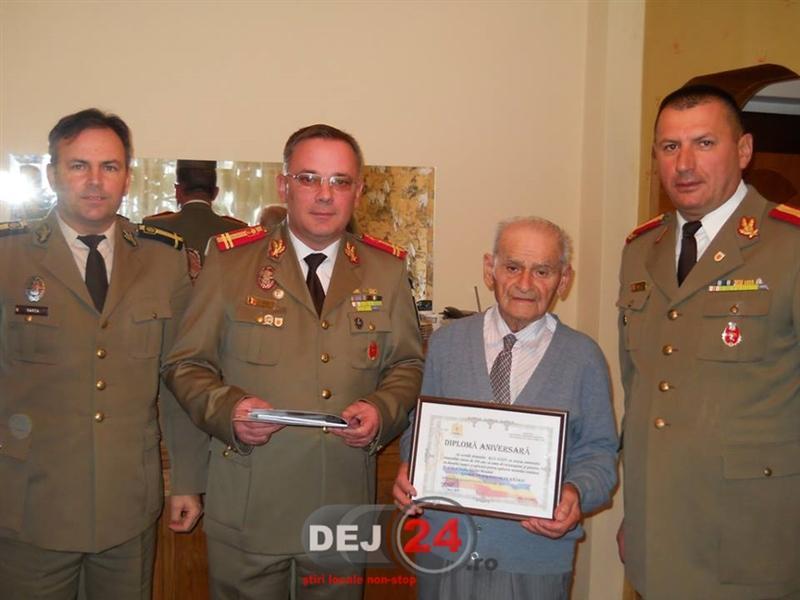 Batalionul 811 Infanterie Dej colonel Iosif Rus 100 de ani (4)