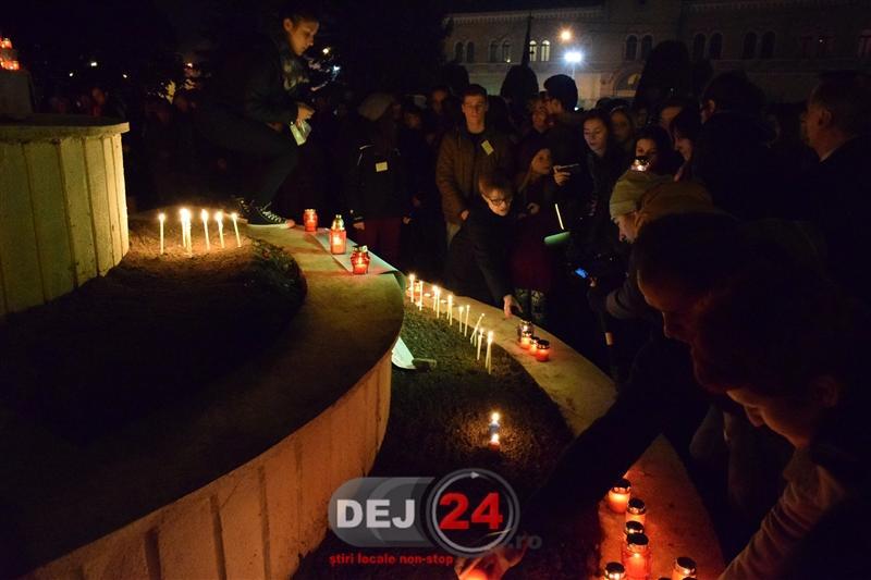 Comemorare Dej victime Club Colectiv Bucuresti (16)