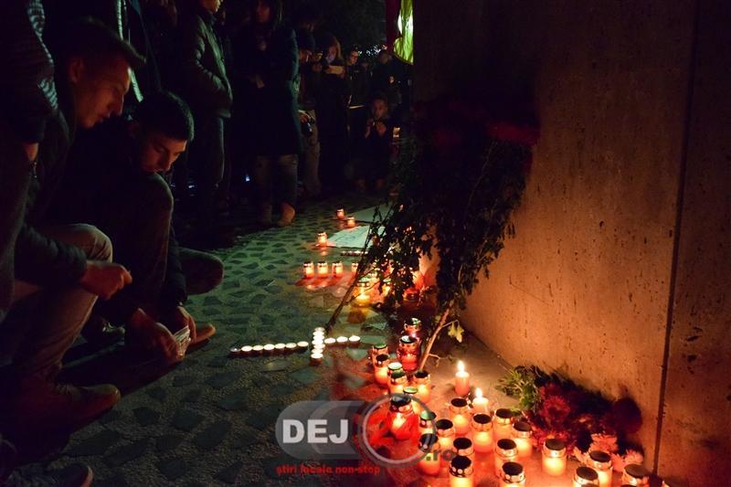 Comemorare Dej victime Club Colectiv Bucuresti (24)