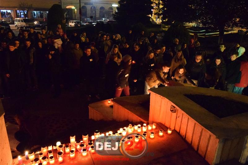 Comemorare Dej victime Club Colectiv Bucuresti (9)