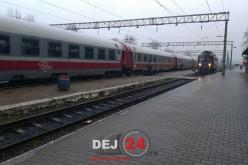 Se modifică, temporar, circulația unor trenuri. Unul trece și prin Dej