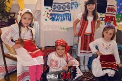 Preșcolarii din Câțcău au sărbătorit, în avans, Ziua Națională a României – FOTO
