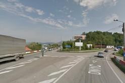 Se închiriază terenul de la intersecția străzilor Baia Mare – Bistriței, din Dej. Vezi pentru ce