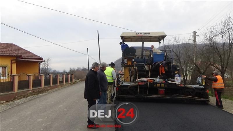 Lucrari modernizare reabilitare strada Somcutului (2)