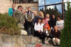 Femeile social-democrate din Dej, prezente la un seminar în Sinaia – FOTO