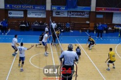 LIVE VOLEI. Unirea Dej – AS Volei Club Caransebeș 0-3 – FOTO/VIDEO