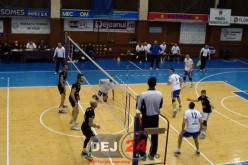 LIVE VOLEI. Unirea Dej – ACS Volei Municipal Zalău 0-3 – FOTO/VIDEO
