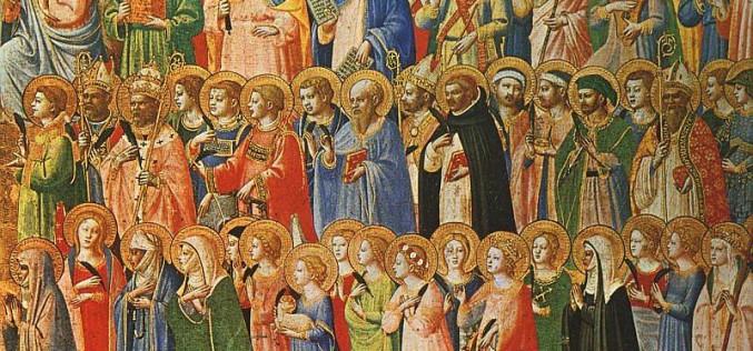 1 Noiembrie – Luminația sau Ziua Tuturor Sfinților. Noaptea în care cimitirele devin oaze de lumină