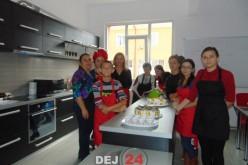 Atelier gastronomic la Școala Gimnazială Specială Dej – GALERIE FOTO