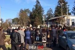 DURERE FĂRĂ MARGINI la Dej. Florin Benea, paramedic SMURD, a fost condus pe ULTIMUL DRUM – FOTO