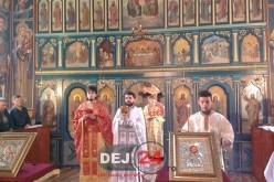 Părintele Benedict Vesa, prezent, duminică, în parohia Bobâlna