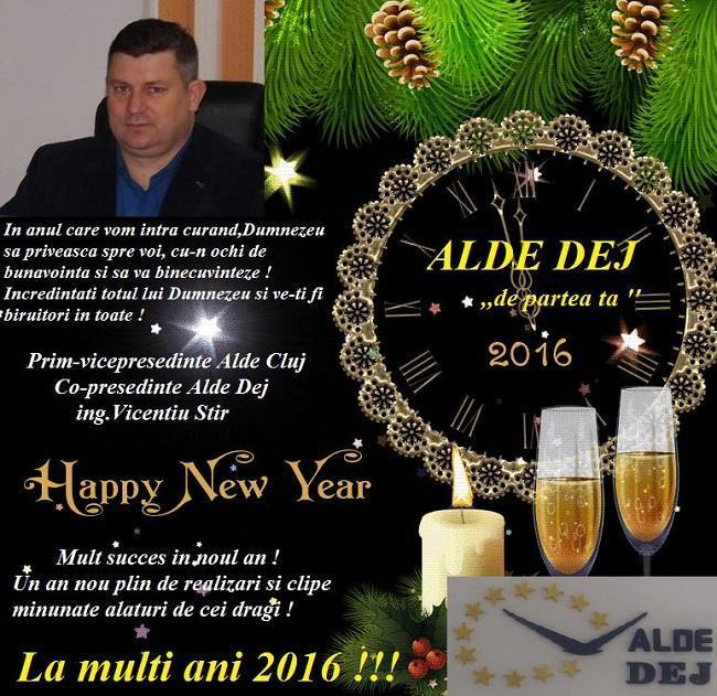 ALDE Vicentiu 2016