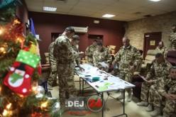 Militarii din Afganistan: Scrisori de acasă, cu iz de sărbători – GALERIE FOTO