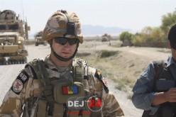 Afganistan: PORTRET DE PROFESIONIST – Locotenent Motofelea Grigore