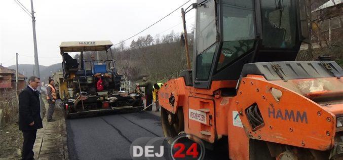 Un nou proiect de amploare în Dej! 62 de străzi ar putea fi modernizate și asfaltate