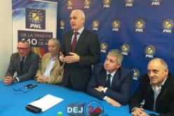 E oficial! Aurelian Mureșan, candidatul PNL la Primăria Municipiului Dej