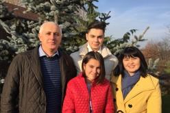 """Viceprimarul Aurelian Mureșan: """"Sănătate, bucurii, pace şi linişte alături de cei dragi"""""""