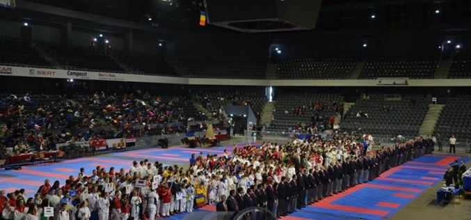 Budokan Ryu a obținut 14 medalii la Cupa Napoca Junior la Karate WKC