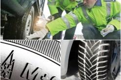 Poliţia Română recomandă şoferilor să folosească anvelope de iarnă. Ce se întâmplă dacă sunteţi depistat fără ele