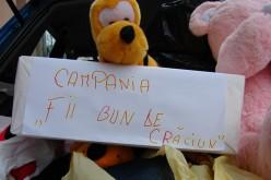 """Campania """"Fii bun de Crăciun"""", inițiată de Protopopiatul Ortodox Dej, s-a finalizat – FOTO"""