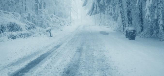 Temperaturi minime sub -10 grade în primele zile din 2016