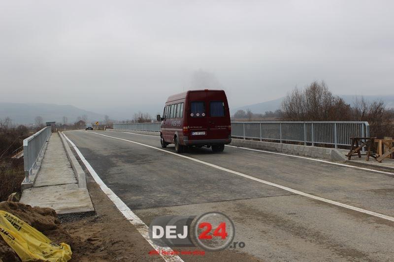 Pod DN1C Bunesti Gherla (1)