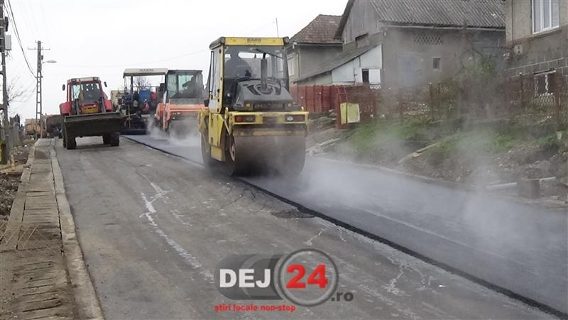 Reabilitare modernizare Strada Pinticului Dej (3)