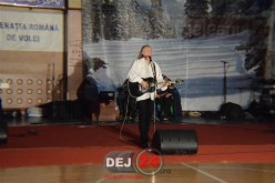 Ștefan Hrușcă, RECITAL DE ZILE MARI la Dej. Aplaudat la scenă deschisă minute în șir – GALERIE FOTO/VIDEO