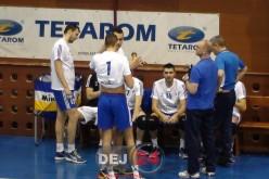 Unirea Dej – ACS Volei Municipal Zalău, în sferturile Cupei Românei