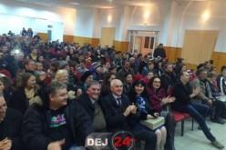 Vasile Muraru și Valentina Fătu, spectacol de zile mari, la Chiuiești – FOTO