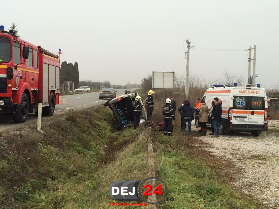 Accident Catcau 5 victime