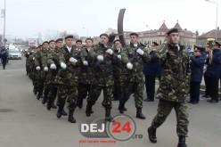 Ziua Victoriei Revoluției a fost marcată astăzi și la Dej – FOTO/VIDEO