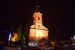 Concert de colinde, în incinta unei biserici din Dej. Au fost prezenți mai mulți artiști – FOTO/VIDEO