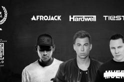 Afrojack și Hardwell vin la UNTOLD Festival 2016