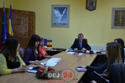 """Protocol între Primăria Dej şi Institutul Oncologic """"Prof. Dr. Ion Chiricuță"""" Cluj-Napoca"""