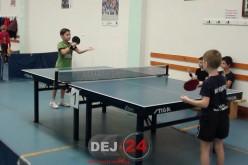Cupa Unirii – Tenis de masă pentru copii, astăzi, la Dej – FOTO/VIDEO