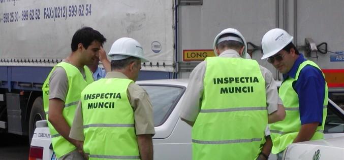 Inspecția Muncii, amenzi de 338.511 euro în doar cinci zile