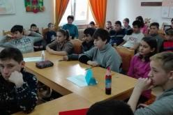 """""""Un mare poet…Mihai Eminescu"""", la Școala Gimnazială Specială Dej – FOTO"""