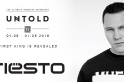 Legendarul TIESTO, primul headliner UNTOLD 2016