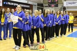 Baschetbaliste din Dej selecționate la națională, prezente la Balkanik Next Star Cup 2015 – FOTO